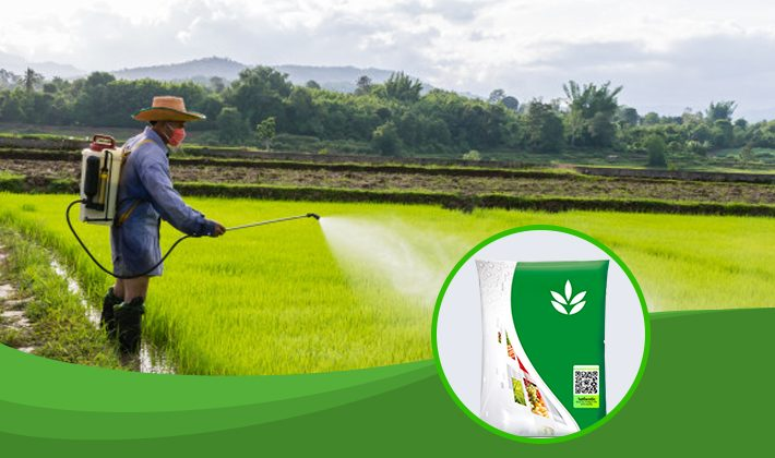Technology can save farmers from fake Pesticides