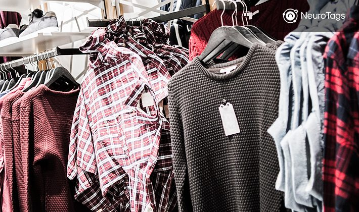 Anti-Counterfeit solution for clothing brands