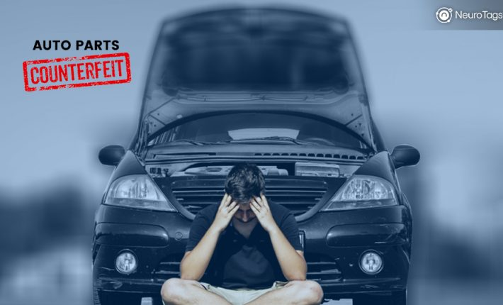 Counterfeit auto parts may cost life